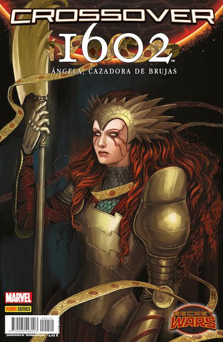 Reseñas desde Star City: 1602, Ángela, Cazadora de Brujas