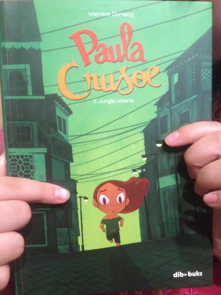 Reseñas desde Star City Jr: Paula Crusoe 3. Jungla Urbana