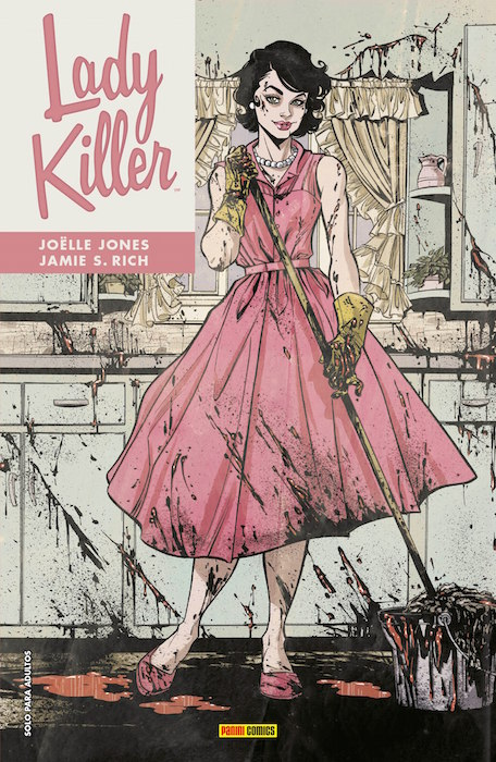 Reseña: Lady Killer.