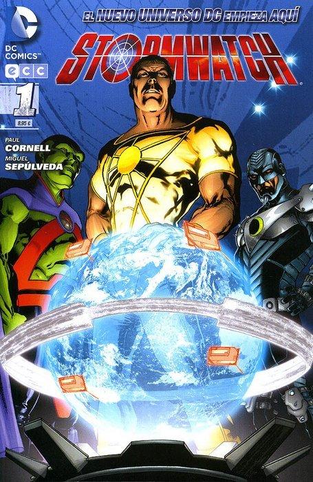 Stormwatch (Los Nuevos 52)