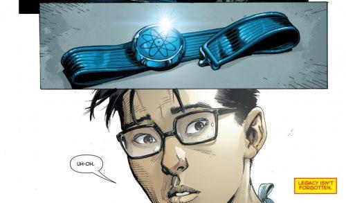 DC Universe - Rebirth (2016) 001-027