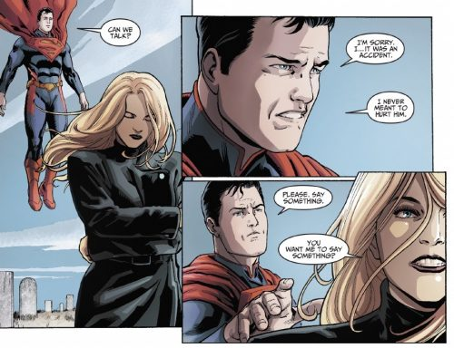 canario superman