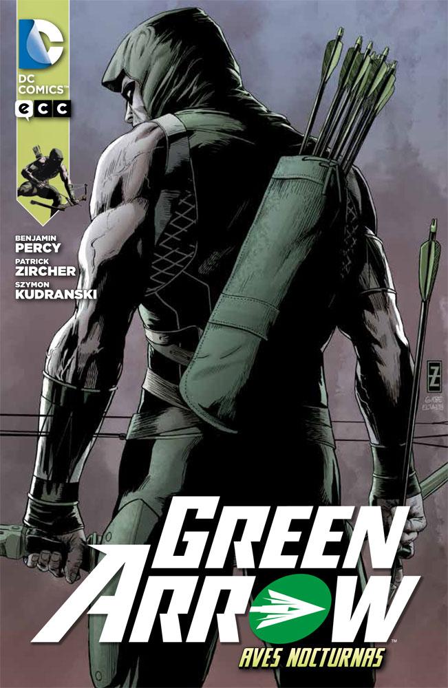 Reseñas desde Star City: Green Arrow. Aves Nocturnas