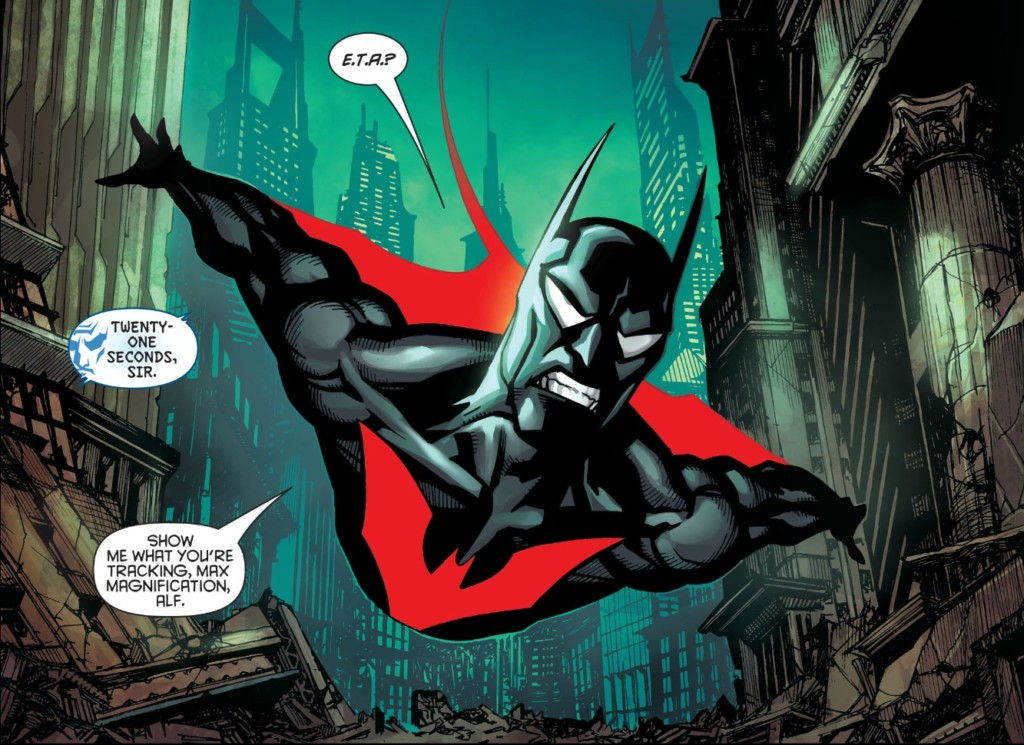 Batman del futuro 04