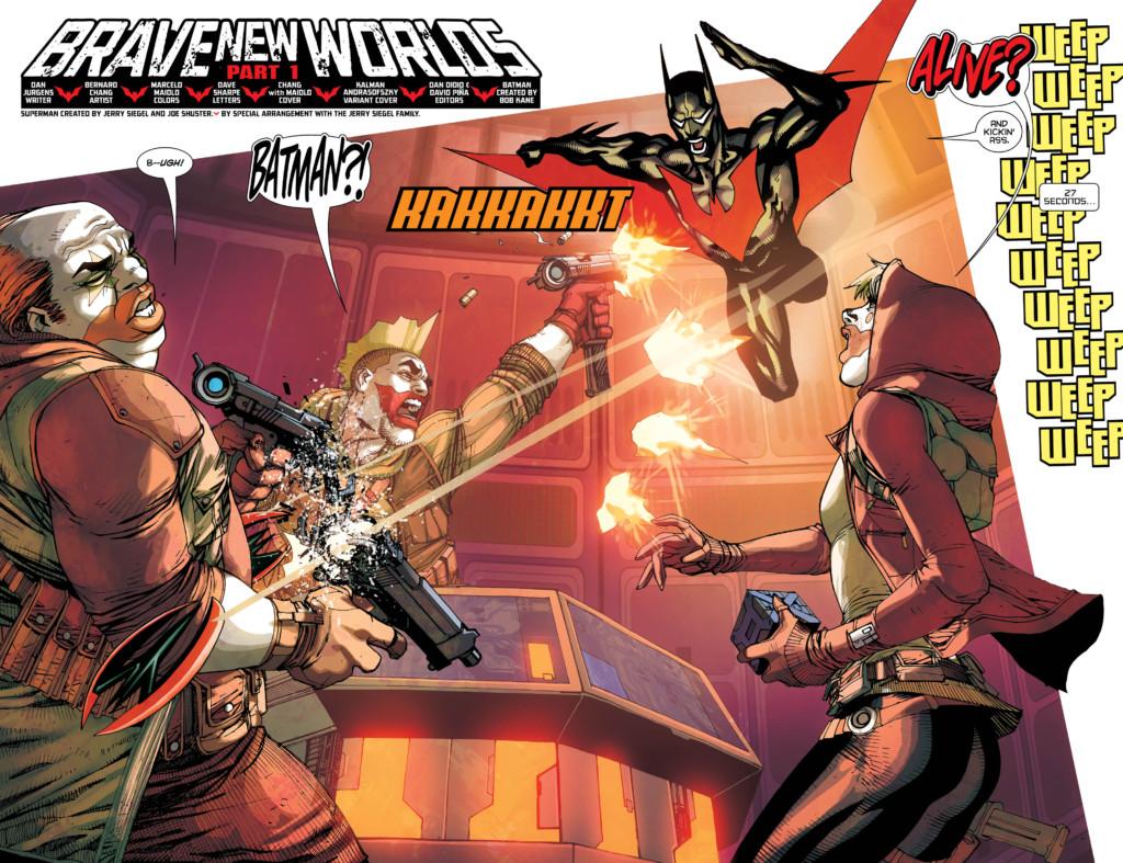 Batman del futuro 05