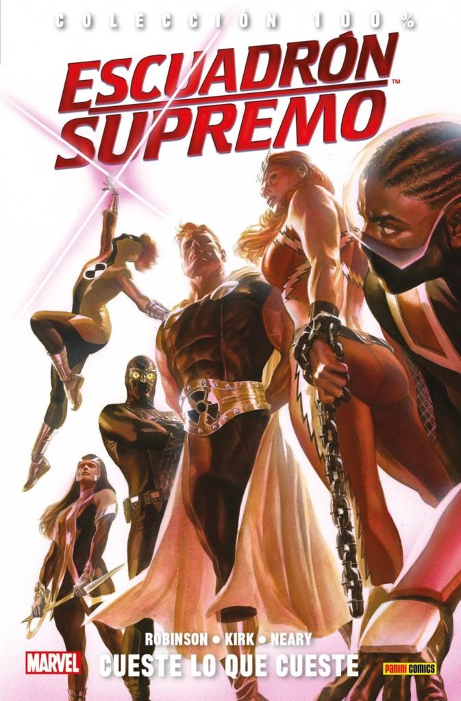 Reseñas desde Star City: Escuadrón Supremo, Cueste lo que cueste