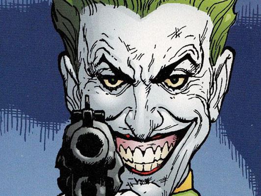 Batman: El hombre que ríe