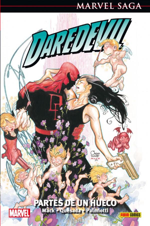 Reseñas desde Star City: Daredevil, Partes de un hueco.