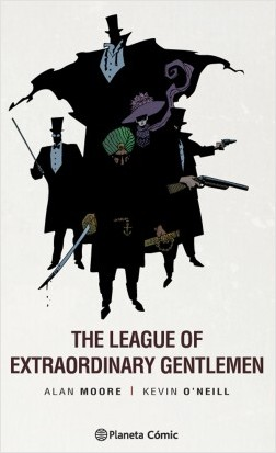 Reseña: The League of Extraordinary Gentlemen.