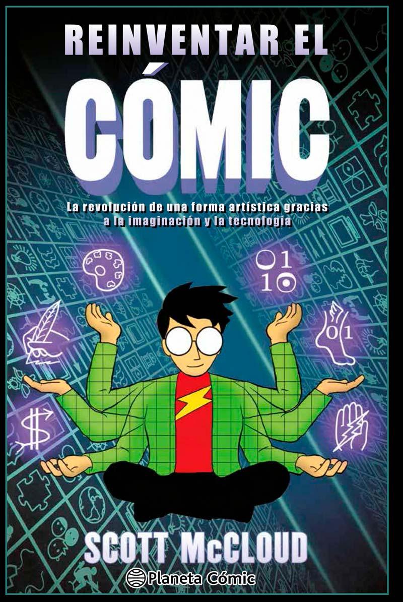 Reseñas desde Star City: Reinventar el cómic, de Scott McCloud
