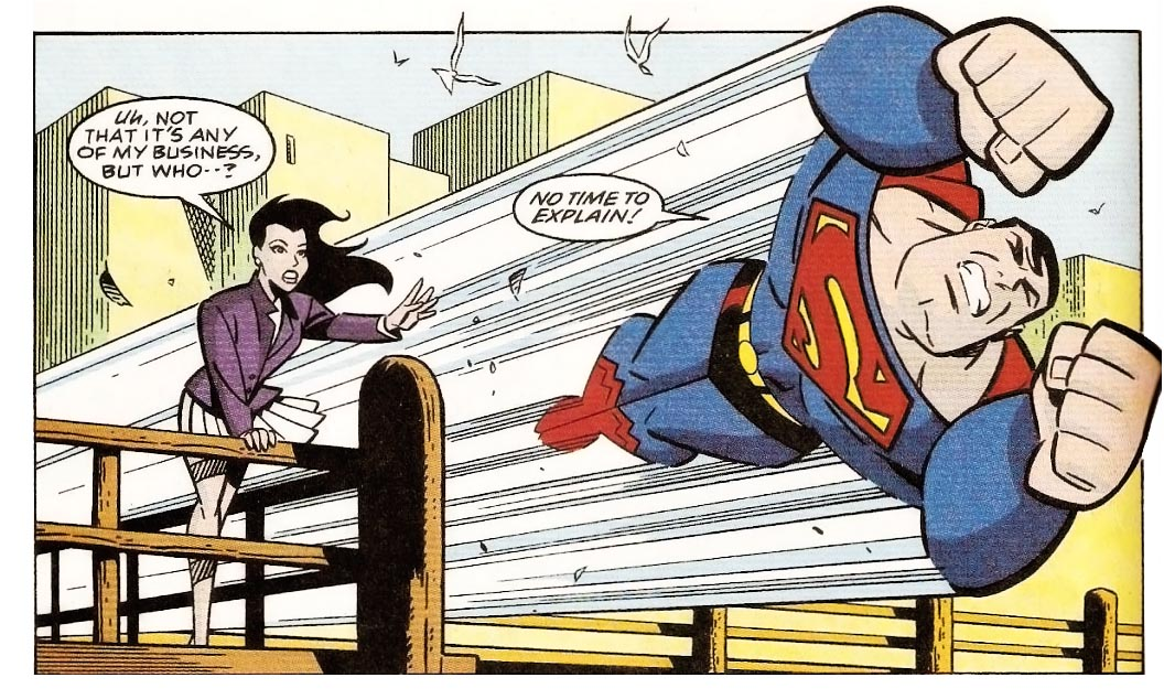 Superman de Scott McCloud num.2 01