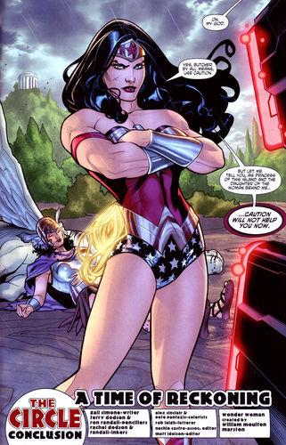 Wonder Woman El Círculo 2