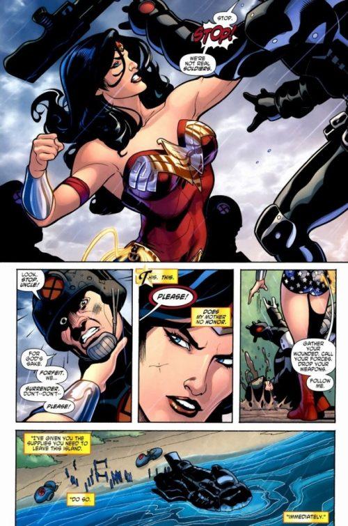 Wonder Woman El Círculo 3