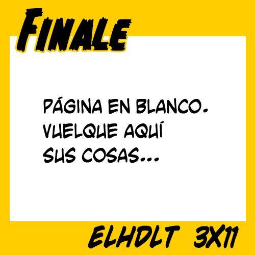 3x11 Finale