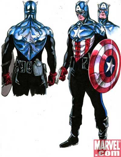Capitán América bucky