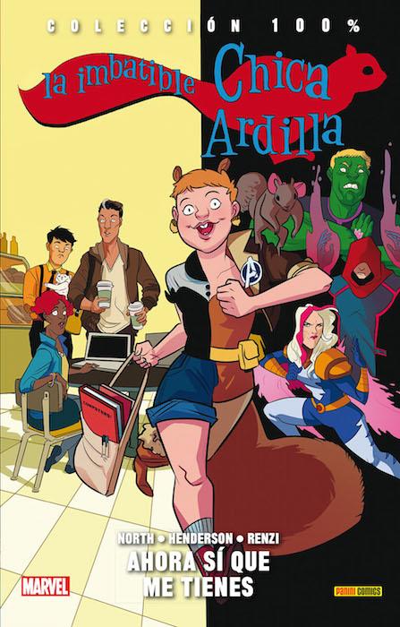 100% Marvel: Imbatible Chica Ardilla 2