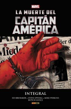la muerte del capitán américa