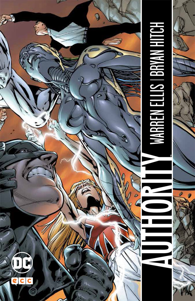 Authority, de Warren Ellis y Bryan Hitch