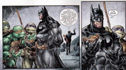 batman tortugas ninja