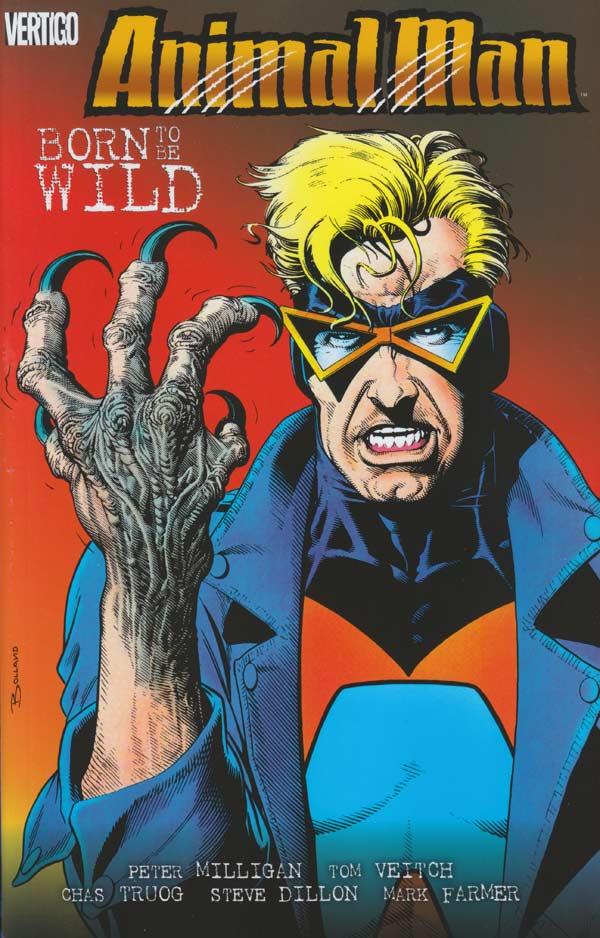 Animal Man: Born to be wild, de Peter Milligan