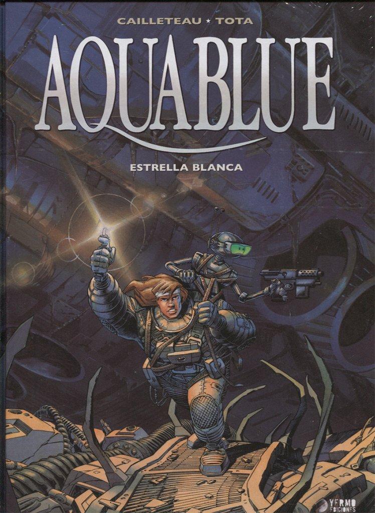 Reseñas desde Star City: Aquablue 2. Estrella Blanca