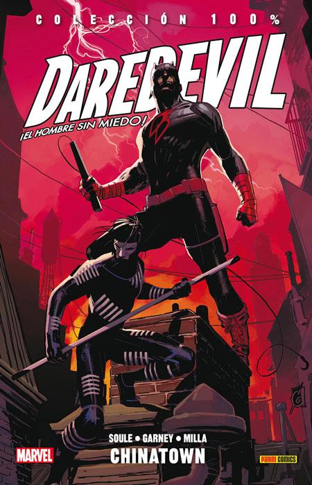100% Marvel. Daredevil: El Hombre sin Miedo 9: Chinatown