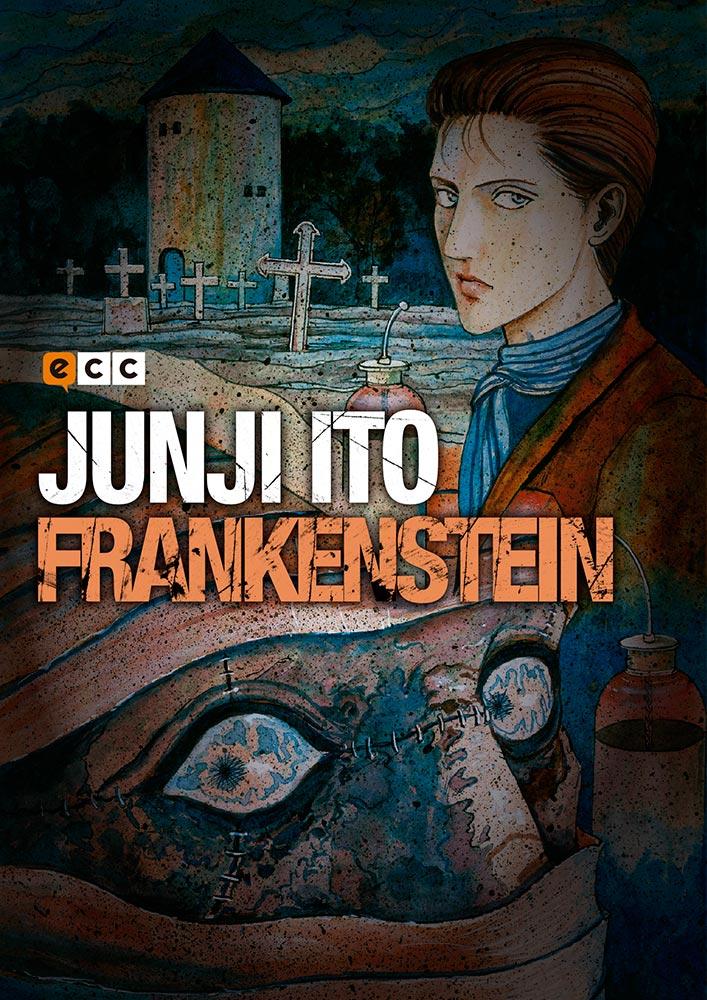 Frankenstein, por Junji Ito