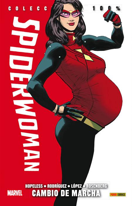 Spiderwoman 3. Cambio de Marcha