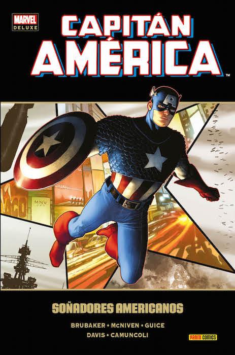 Capitán América: soñadores americanos