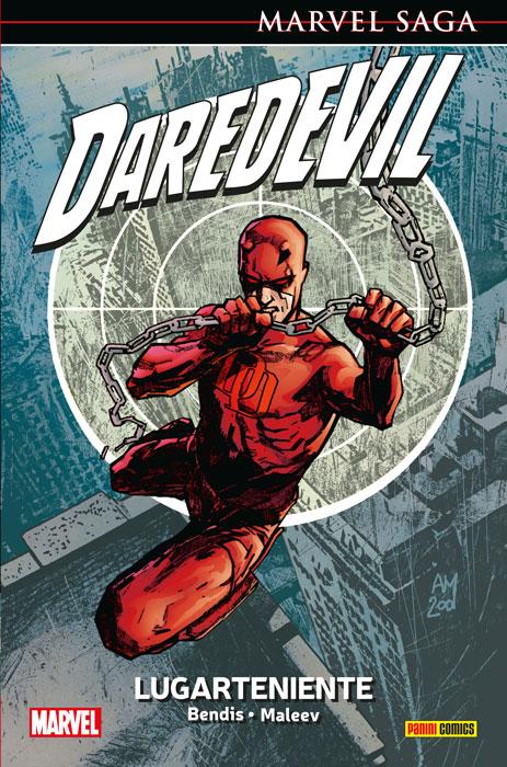 Reseñas desde Star City: Daredevil, Lugarteniente