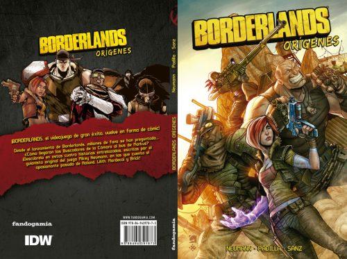 Borderlands Orígenes