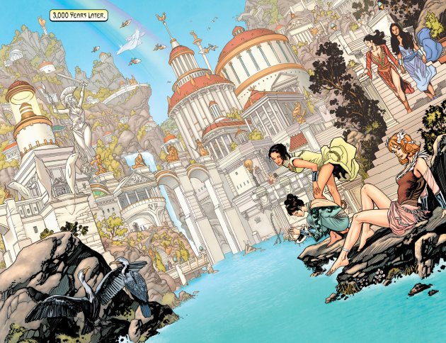 Wonder Woman: Tierra uno 02