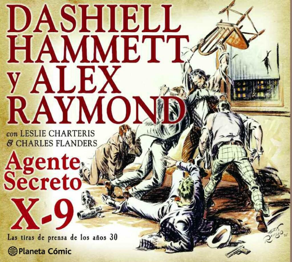 Reseñas desde Star City: Agente Secreto X-9 1934-1936