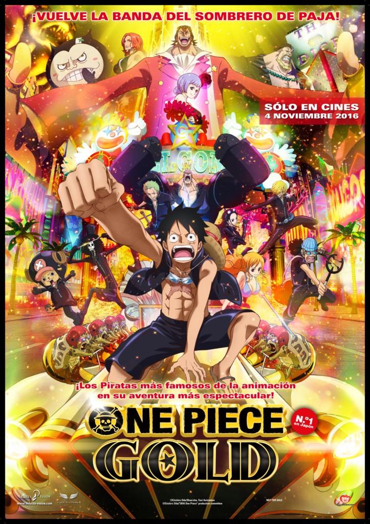 Los creadores de 'One Piece Gold', invitados al Salón del Manga de Barcelona