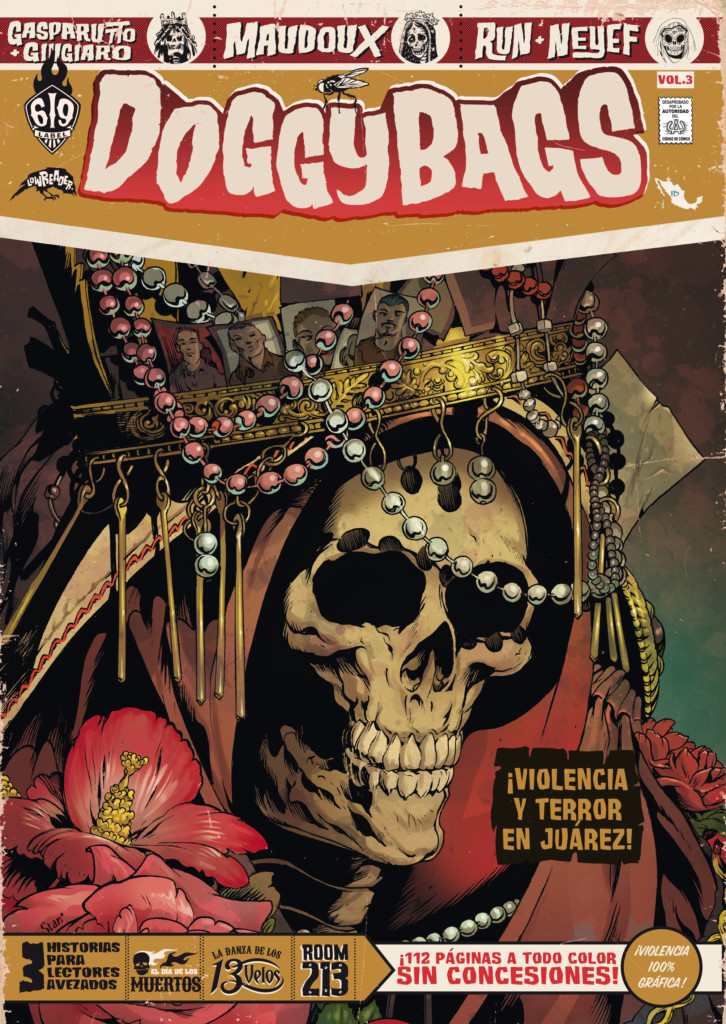 Reseña: Doggy Bags 3