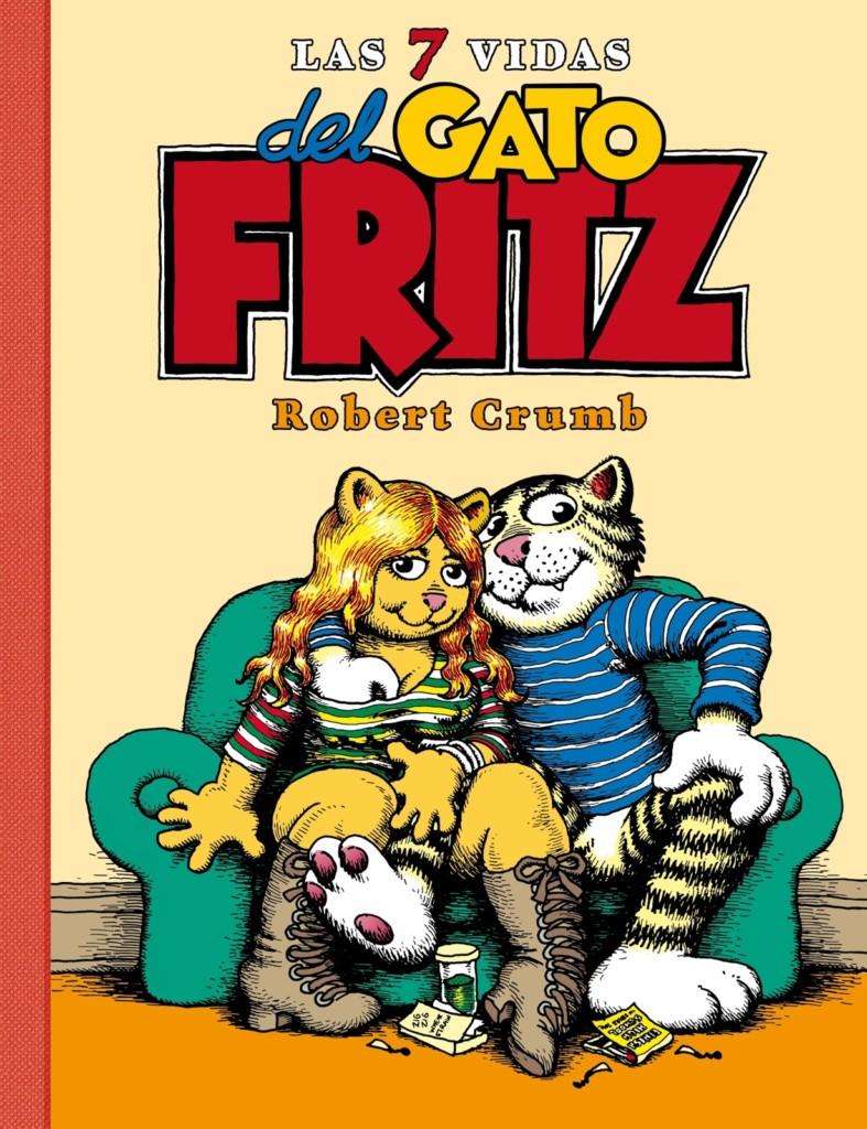 Reseña: Las 7 Vidas del Gato Fritz