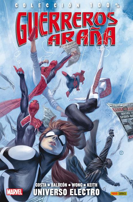 Guerreros Araña: Universo Electro