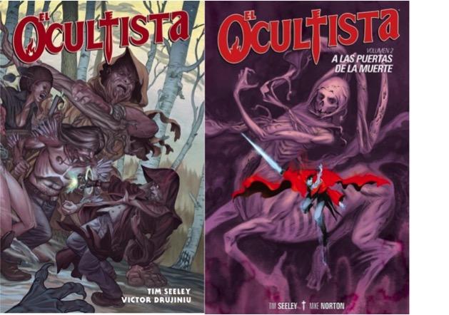 Reseñas desde Star City: El Ocultista tomos 1 y 2
