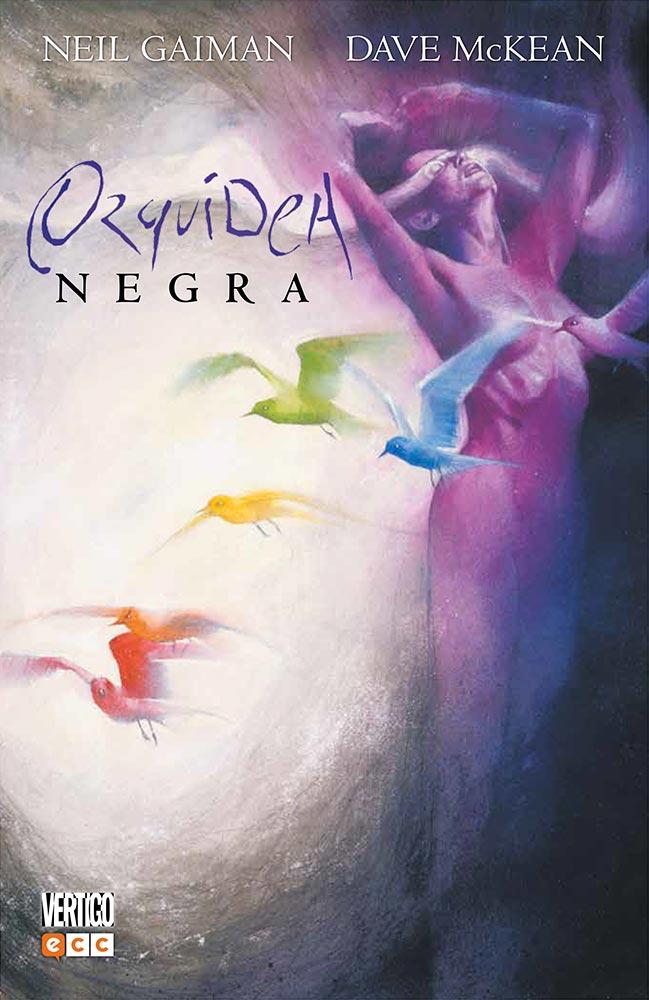 Reseña: Orquídea Negra