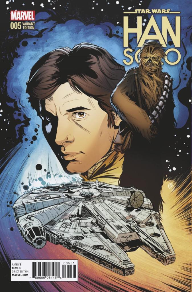 Reseña: Han Solo #5 y ¡FINAL!