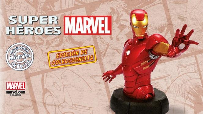SORTEO: Bustos Marvel de Colección
