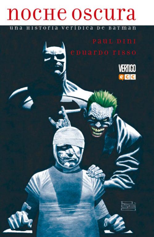 Noche Oscura una historia verídica de Batman portada