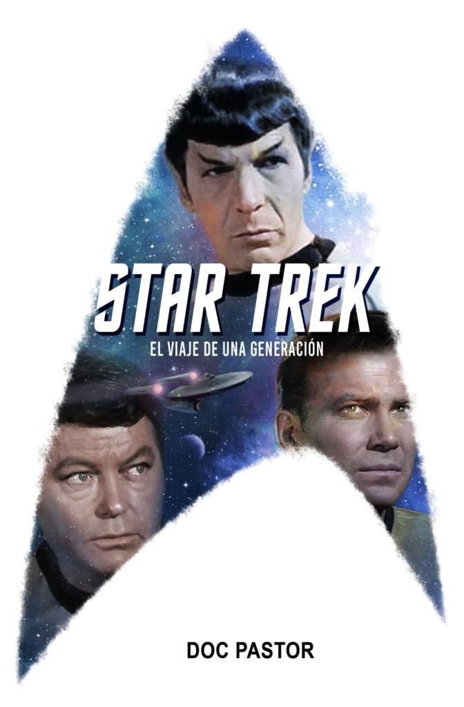 Reseña: Star Trek, el viaje de una generación.