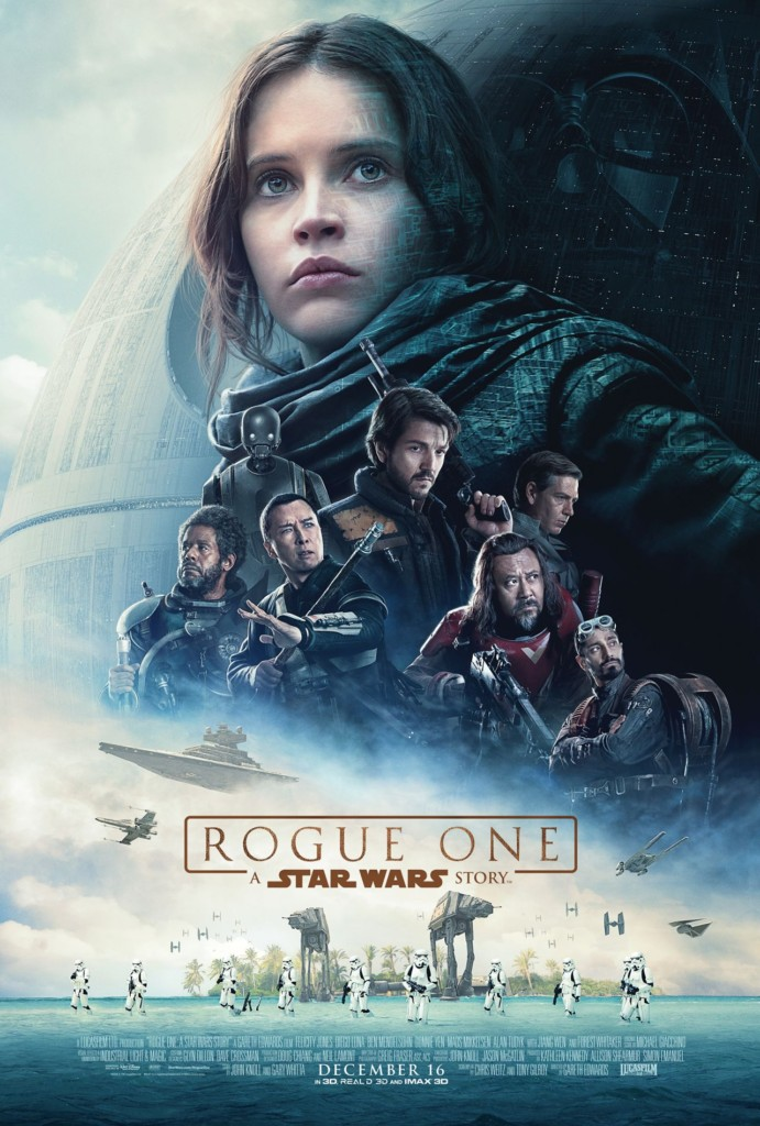 Reseña: Rogue One. Una historia de Star Wars