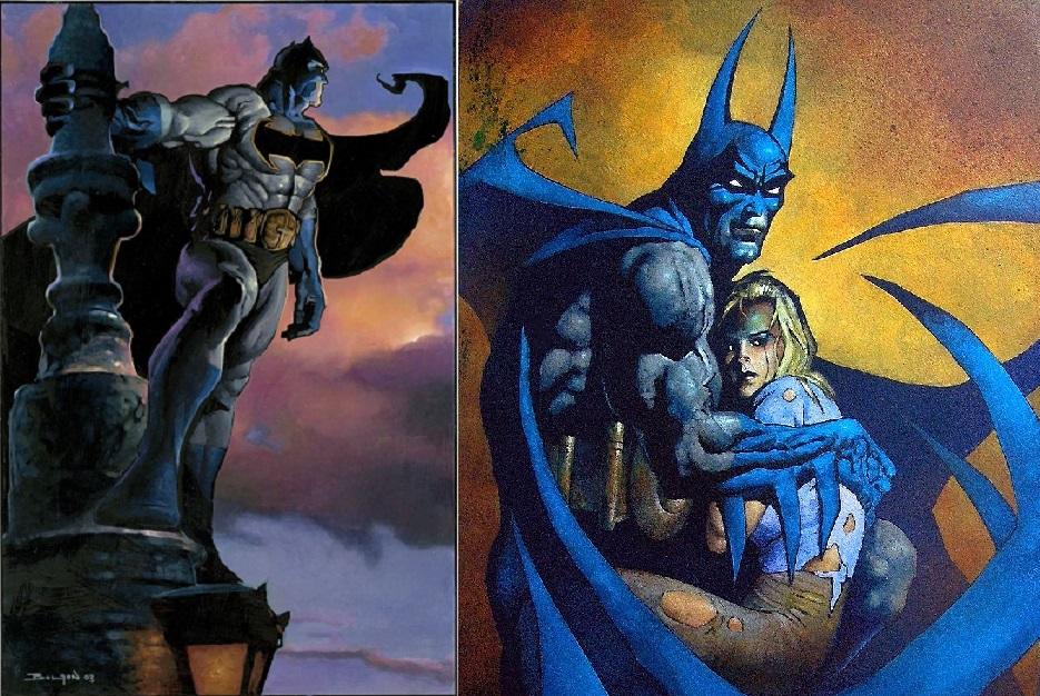 Batman: Intercambio Bolton