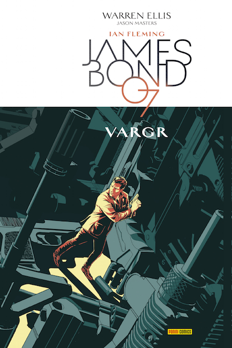 James Bond 1: Vargr