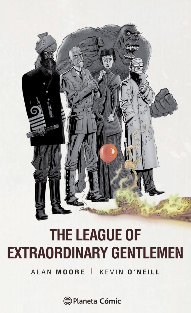 Reseña: The League of Extraordinary Gentlemen, de Alan Moore y Kevin O'Neill