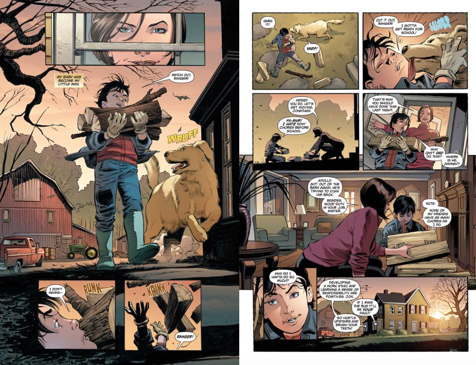 Superman: Lois y Clark - La llegada 02