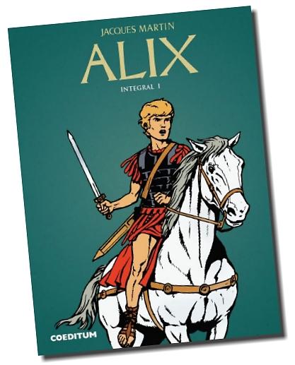 Estas navidades, la edición integral de Alix