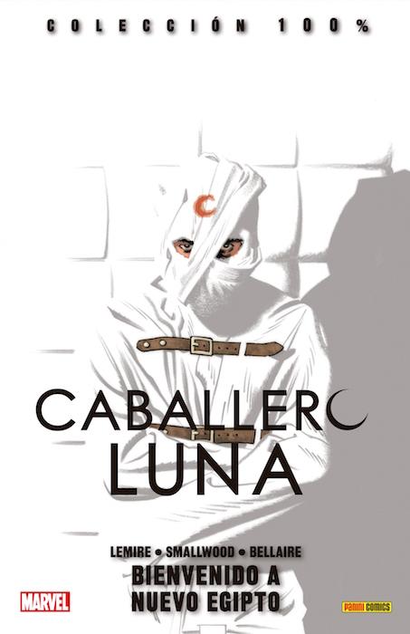 Reseña: 100% Marvel Caballero Luna 4 – Bienvenido a nuevo egipto